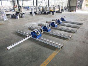 Mașină de tăiat cu plasmă CNC portabil 180W pentru tăierea metalelor groase 6 - 150mm