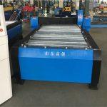 China 100a mașină de tăiere cu plasmă cnc 10mm placă metalică