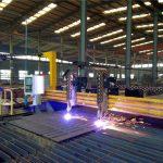 gantry cnc plasma machine tăiere cu flacără tăiere mașină placă de oțel