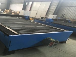 Vânzare fierbinte tablă metalică de tăiere a oțelului inoxidabil carbon 100 mașină de tăiat plasma cu 120 cnc tăietor cu plasmă 120