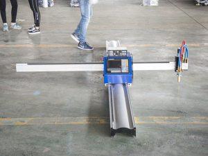 Noua tehnologie micro START CNC tăietor de metal / portabil cnc mașină de tăiat plasma