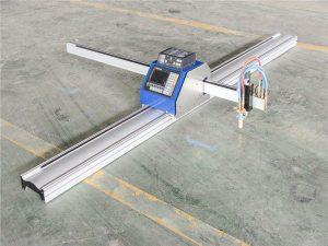 tăiere din oțel / metal Mașină de tăiat cu plasmă cnc low cost 1530 jinan exportat în toată lumea