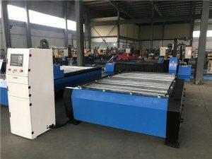 Asigurare comercială Mașină de tăiat cu plasmă Cnc cu preț ieftin pentru tăiat cu plasmă pentru oțel inoxidabil