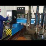 Masina de taiat cu plasma grea cnc fabricarea metalelor automate