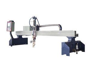 Masina de taiat plasma si flacara cnc pentru metal plat si tub