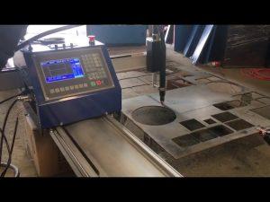 mașină portabilă de tăiere cu plasmă a cnc, freză portabilă cu plasmă de aer