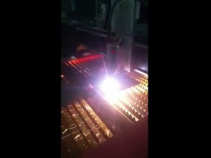 industrial cnc plasma cutting machine supplying with high quality plasma Power