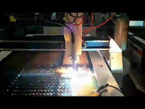 mașină de tăiat cu plasmă low cost cu oțel cnc mașină de tăiat cu plasmă mică
