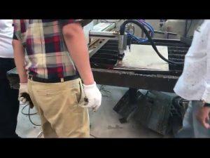 mini mașină portabilă de tăiere cu plasmă cnc freză cu plasmă cnc