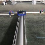 mașină portabilă de tăiere cu plasmă cu flacără cnc