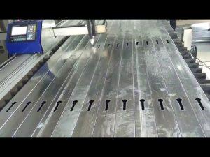 Mașină de tăiat cu plasmă cnc portabil Cnc mașină de tăiat flacăra pentru metal