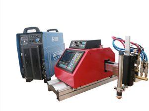 portabil cnc plasmă, gaz, flacără, mașină de tăiat tabla oxgen cu THC