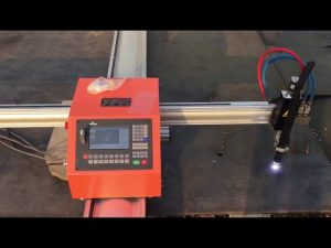 mașină portabilă de tăiere cu plasmă a gazului cu flacără portabilă